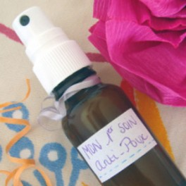 L'ultra-Pratique Spray Cheveux Rentrée des classes