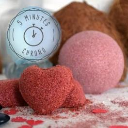 Bombe de bain Bubble in the Sun - Ylang & Coco