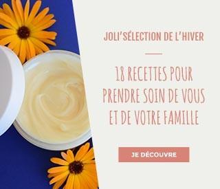 JOLI'SÉLECTION DE L'HIVER